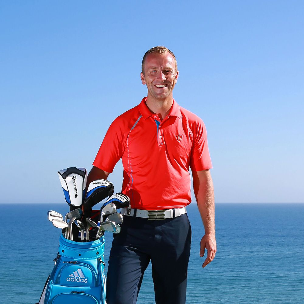 Cameron Procter – Corporate Golf Director